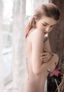 Jessie ward nude