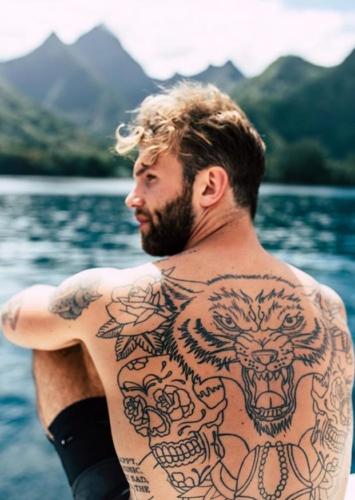 andre-hamann-tiger-tattoo