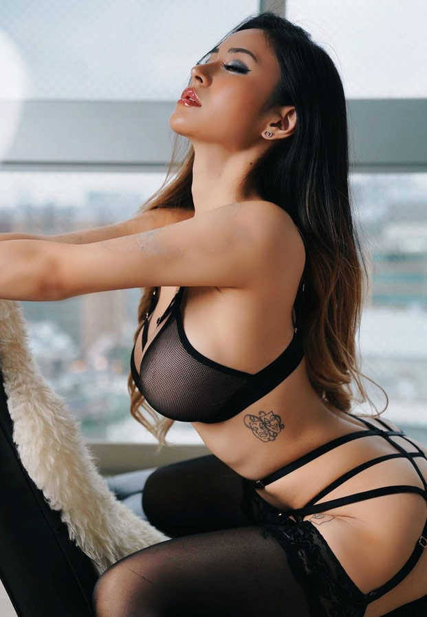 bikinisexyrealilblack